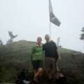 A couple from NJ, working on their 48  visited Whiteface (#32), then off to Passaconaway for #33! Go Get em!!