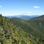 saddle between Whiteface and Passaconaway
